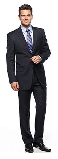 Men - What to wear - classic suit