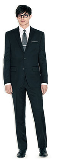 Men - What to wear - traditional suit